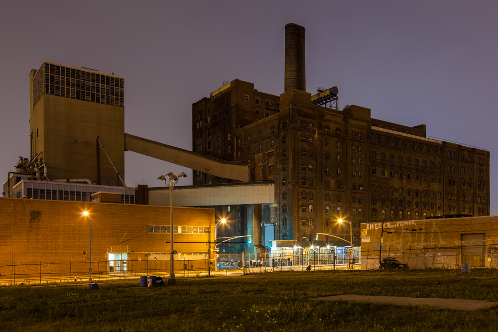Domino Sugar Factory, 2010