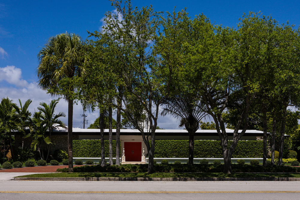 Overview, Miami Shores Home