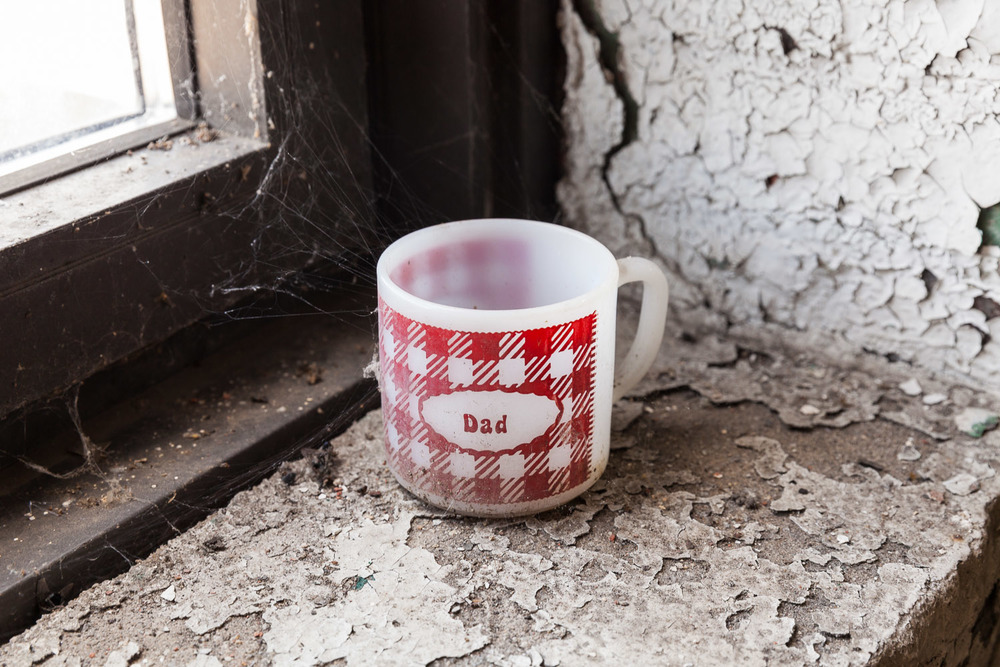Dad Mug, Refinery Building, Domino Sugar Factory