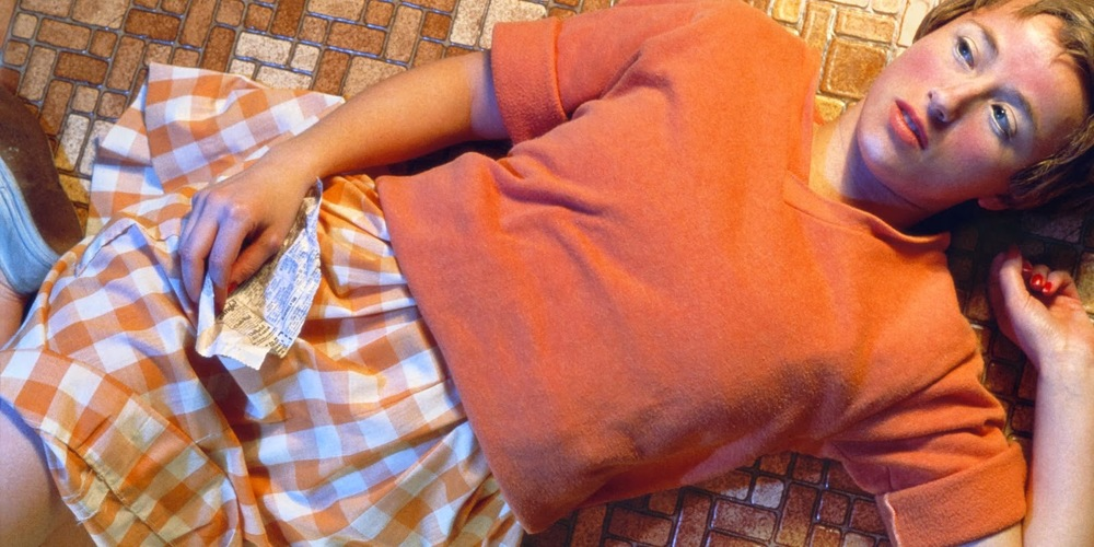 Cindy Sherman,  Untitled , color coupler print, executed in 1981