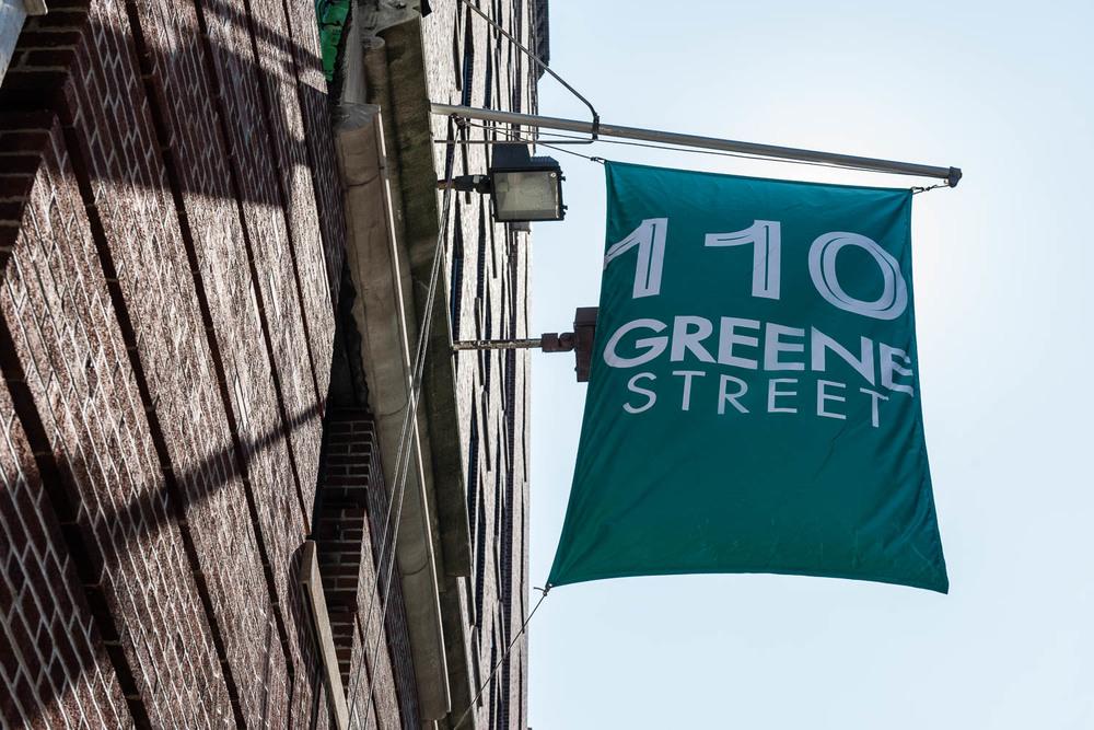 110 Greene Street, SoHo, New York City.©2015 harlan erskine.