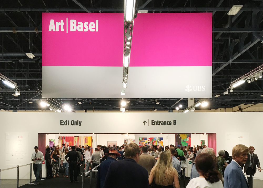 Art Basel Miami Beach, 2015 Vernissage Entrance B, © harlan erskine