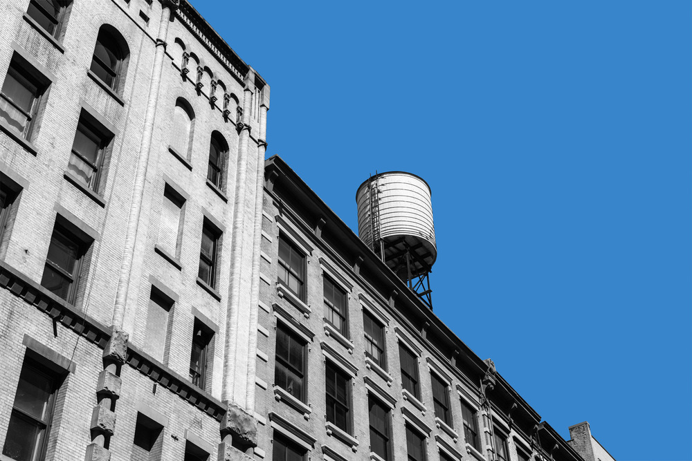 Watertower, SoHo, New York City