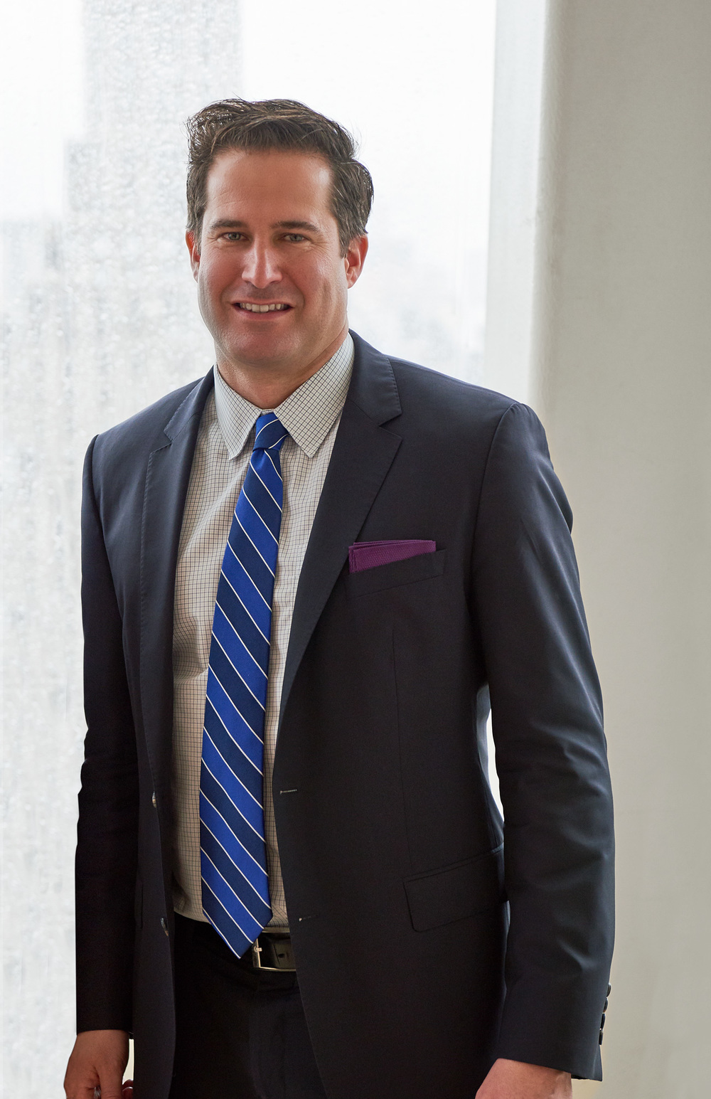 U.S. Representative Seth Moulton , 6th Congressional District of Massachusetts.