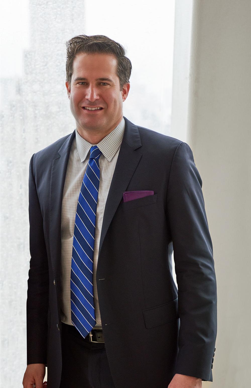 U.S. Representative Seth Moulton