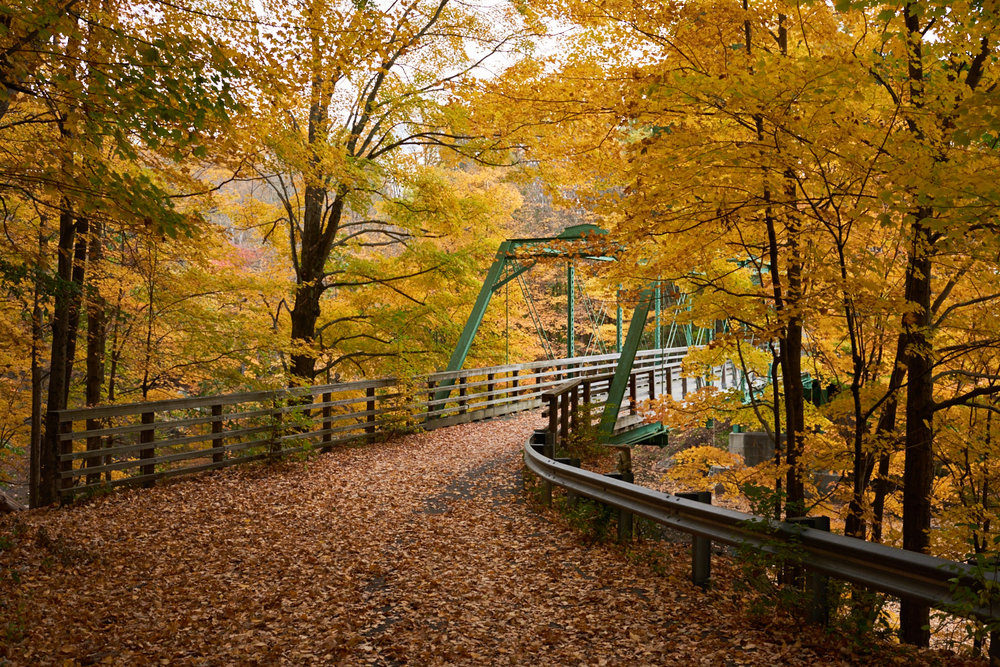 East Mineral Road Bridge,Millers Falls,Massachusetts.© 2016 harlan erskine.