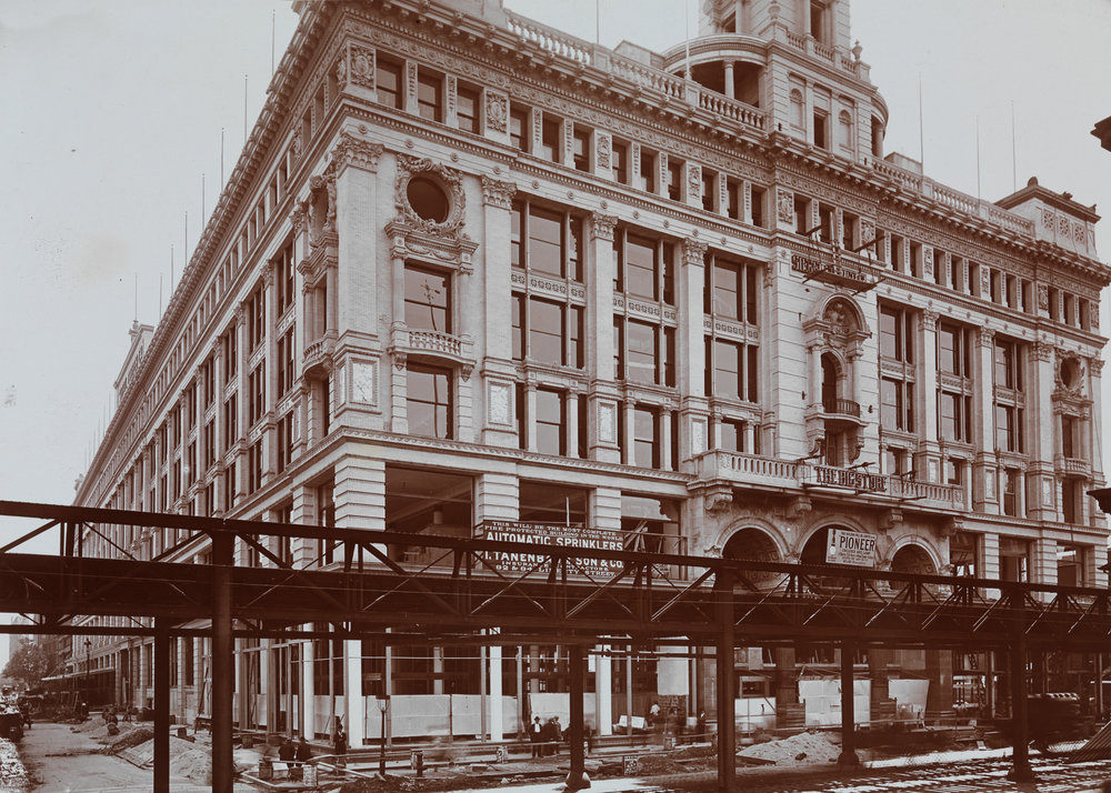 The Siegel-Cooper department store