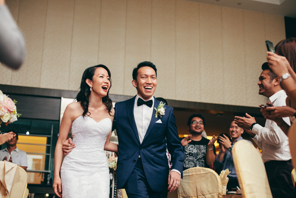 Royal Chulan Hotel, The Curve: Jocelyn + Jeen Sern