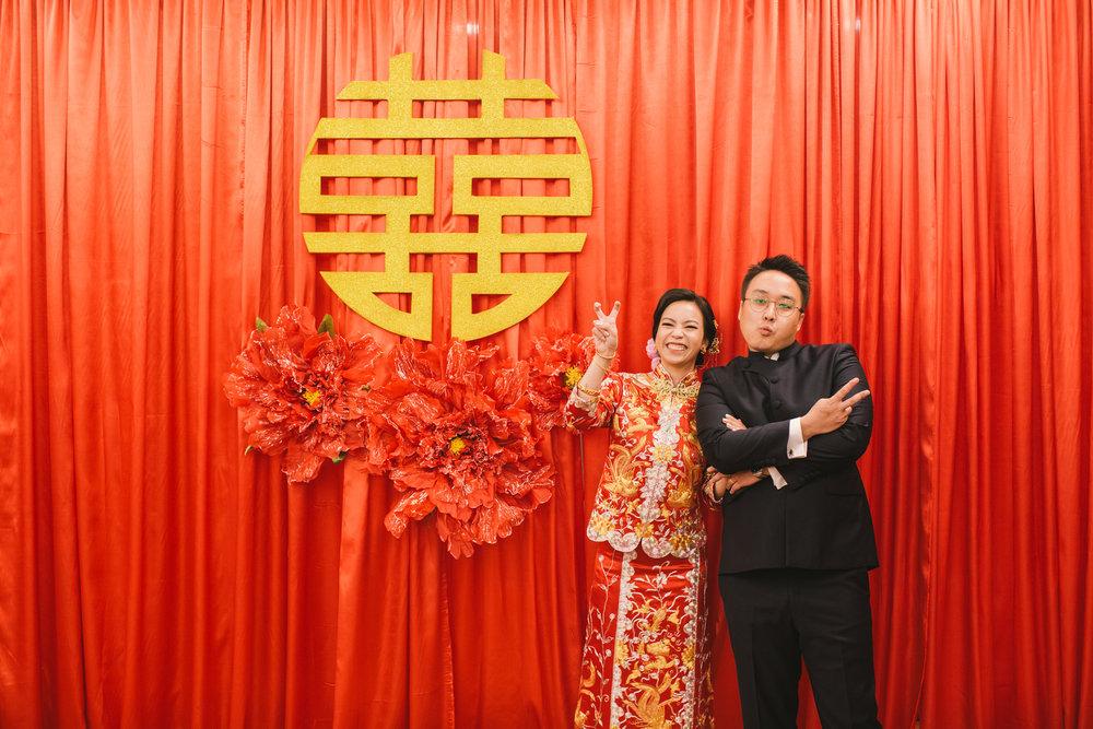 Sheraton Imperial, Kuala Lumpur: Benny + Mae