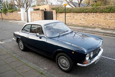 Alfa Romeo, I think