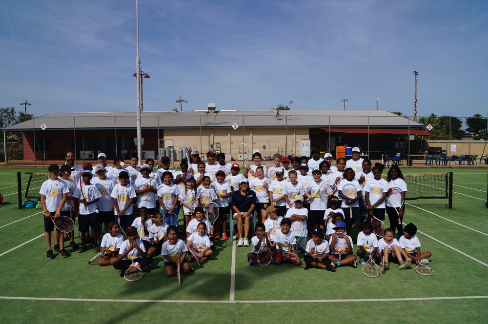 Two Come & Try Days in a row on our first visit to  Port Hedland – well done WA!