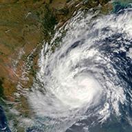 Avoiding a cyclone:  24 hrs!