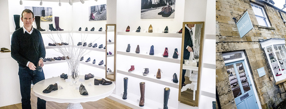 Molomi Ladies Footwear, Chipping Camden