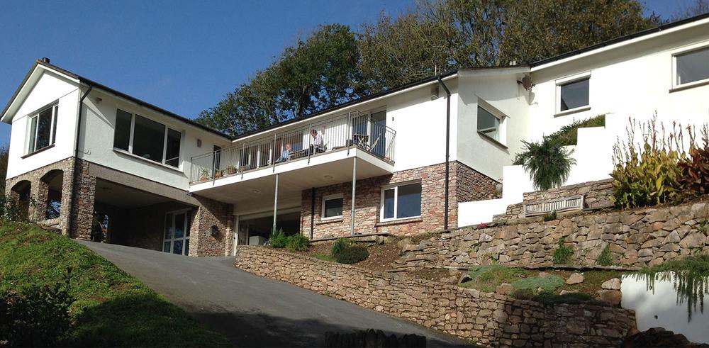 Briar Cottage. The 'Hacienda'