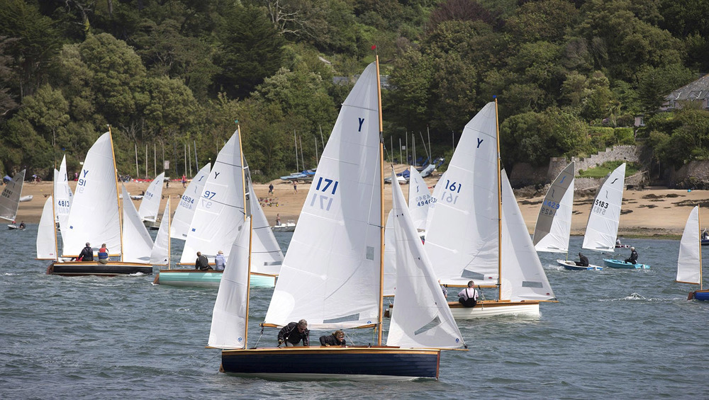 The famous Salcombe Yawl