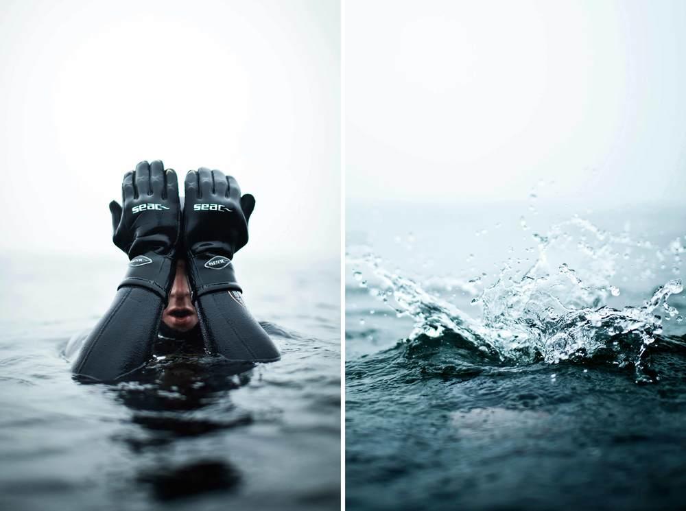 freediving,les others magazine