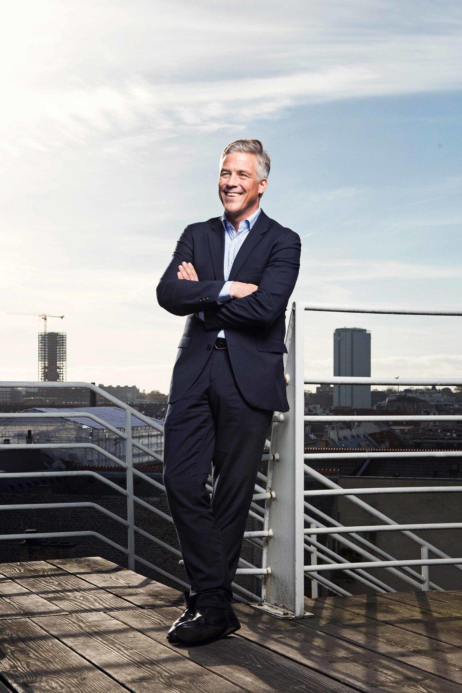 Europæiske ERV // CEO, Johannes von Hülsen