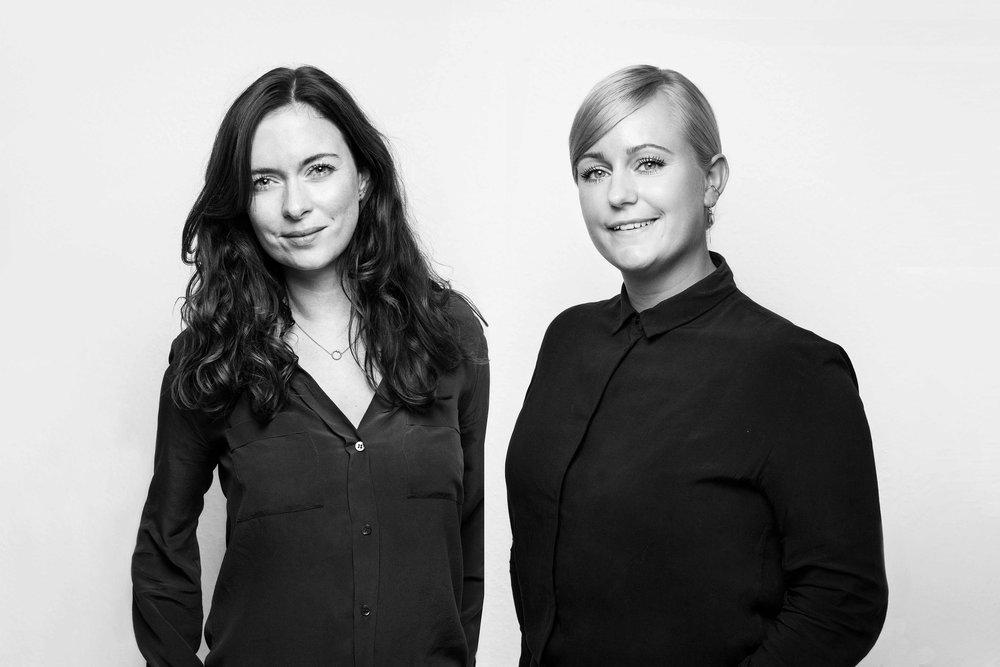 Founders of vaerk // Mette & Pernille