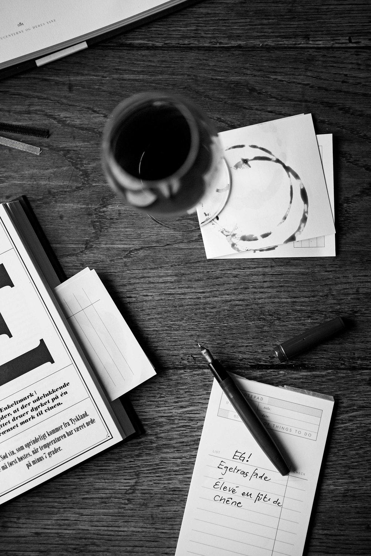 Erik Sørensen vin Brandbook // Waldorf & sirloin