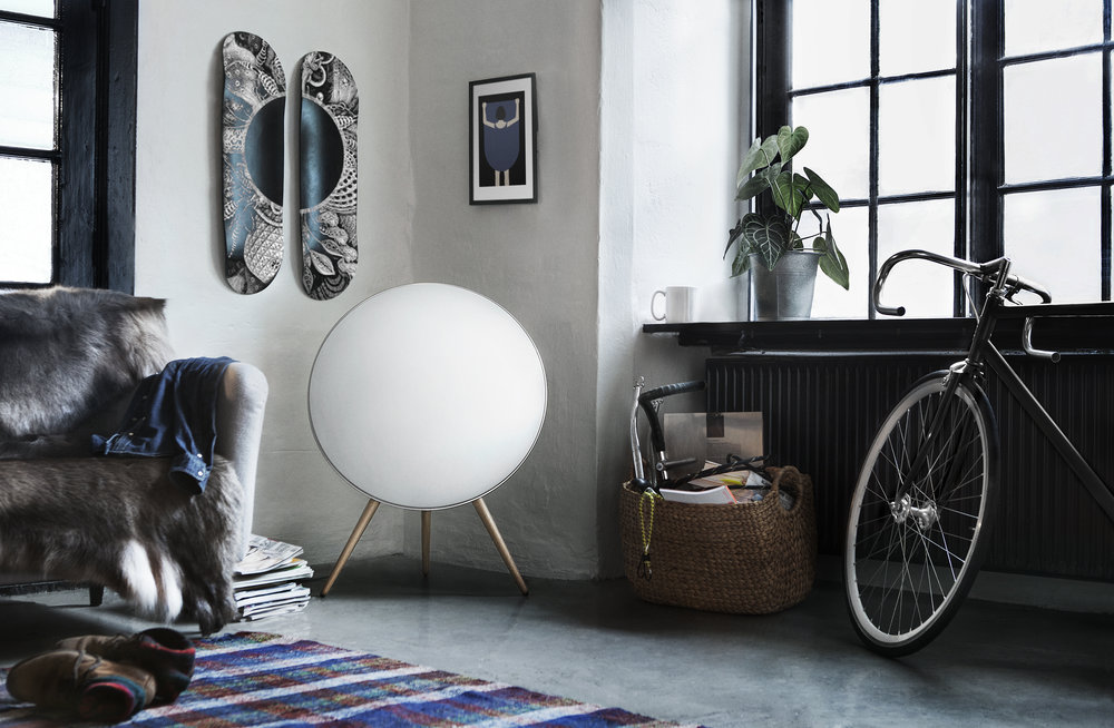 selected work - Advertising // Beoplay