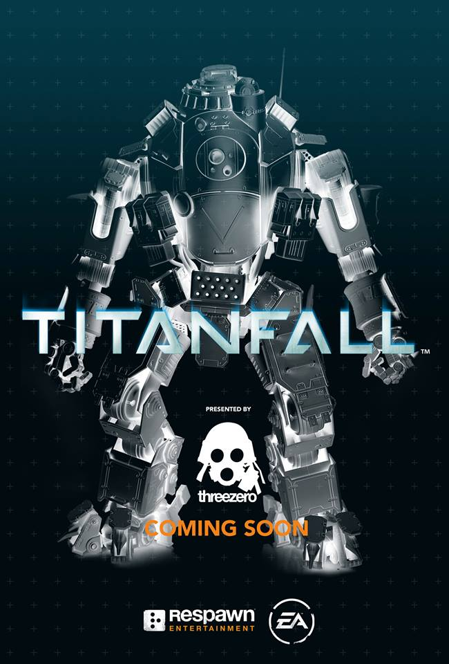 (c)2014 Respawn Entertainment, LLC. Titanfall is a trademark of Respawn Entertainment, LLC. EA and the EA logo are trademarks of Electronic Arts Inc.