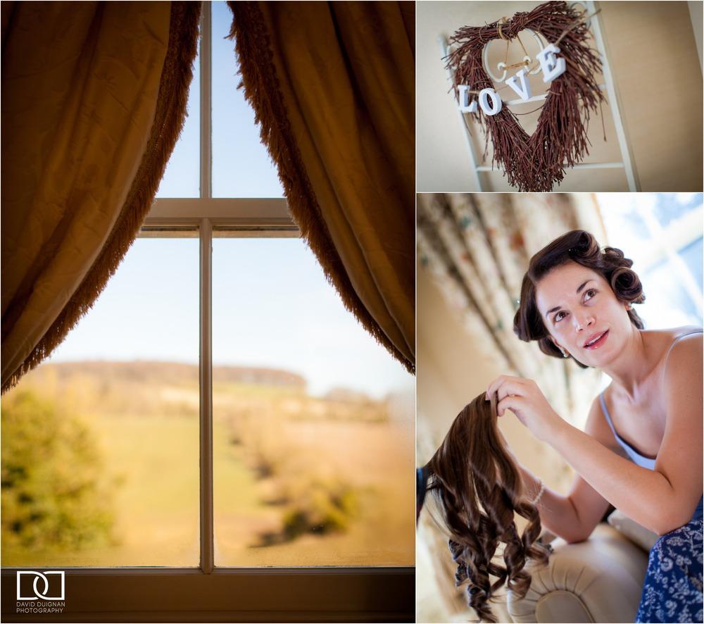 Dublin wedding photographerr - Winter Wedding at Tankardstown House