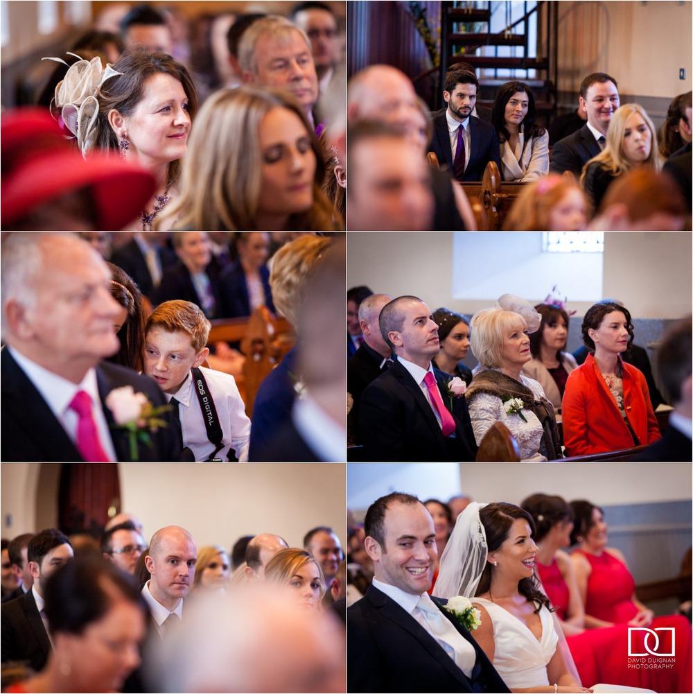 Dublin wedding photographer - Winter Wedding at Tankardstown House