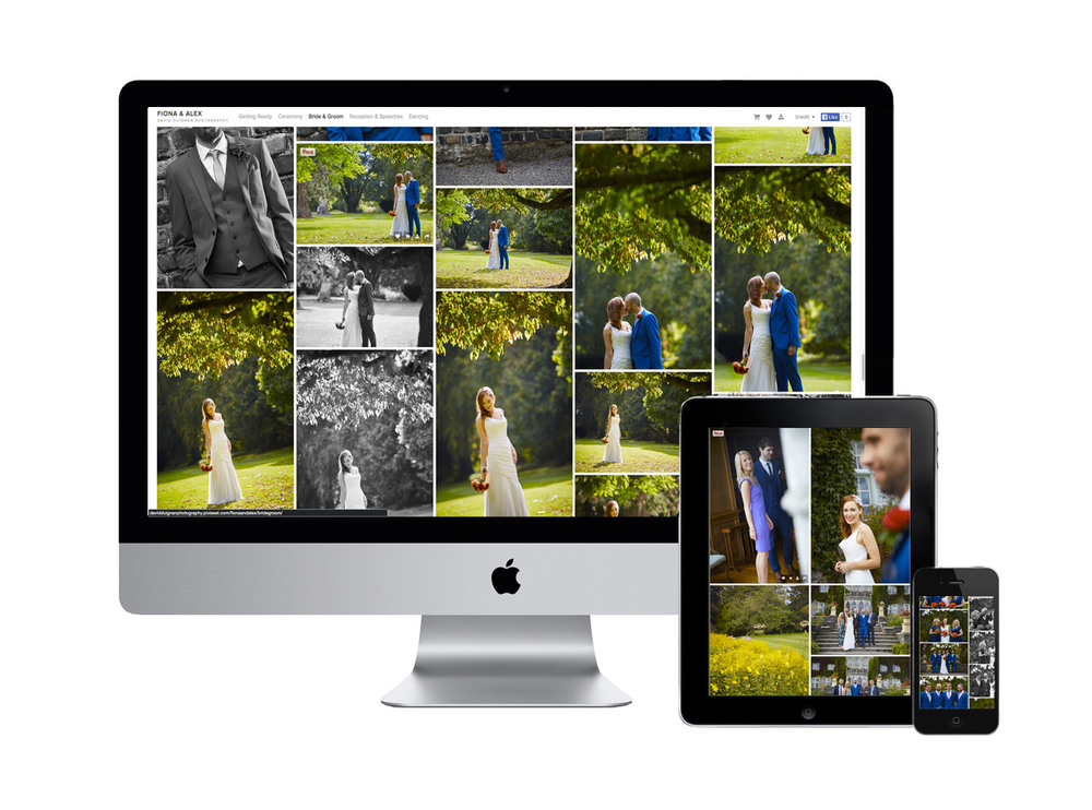 David Duignan Photography - Ireland Wedding Photographers