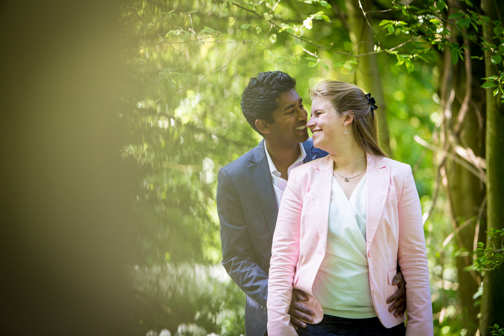 Engagement Love Shoot - Pre-Wedding Photographs - David Duignan Photography
