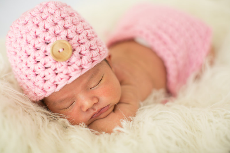 Professional Baby Portrait Photographer in Dublin