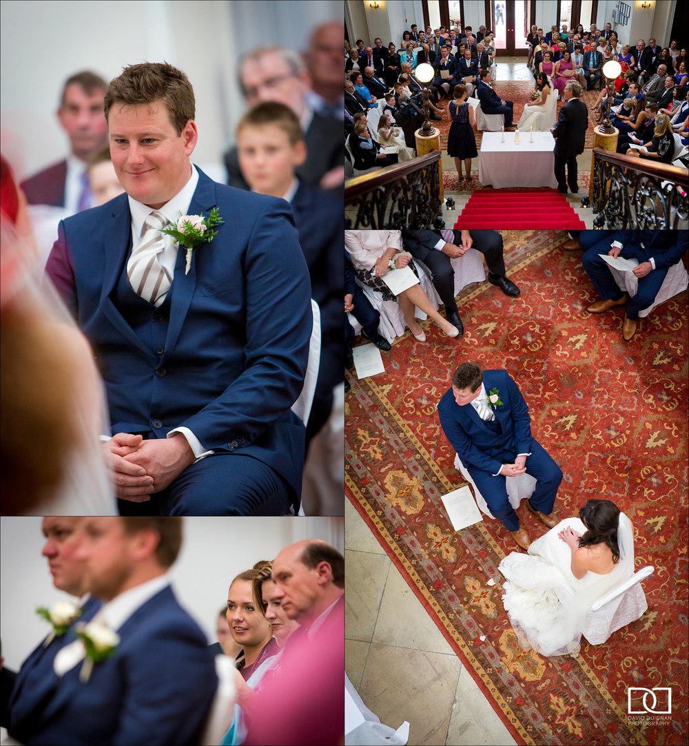 Wedding at Middleton Park House Mullingar | David Duignan Photog