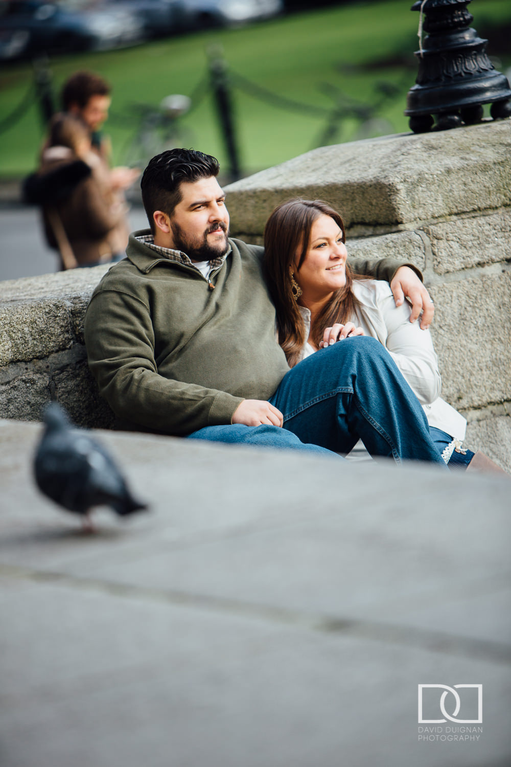 Engagement Shoot Dublin City Centre