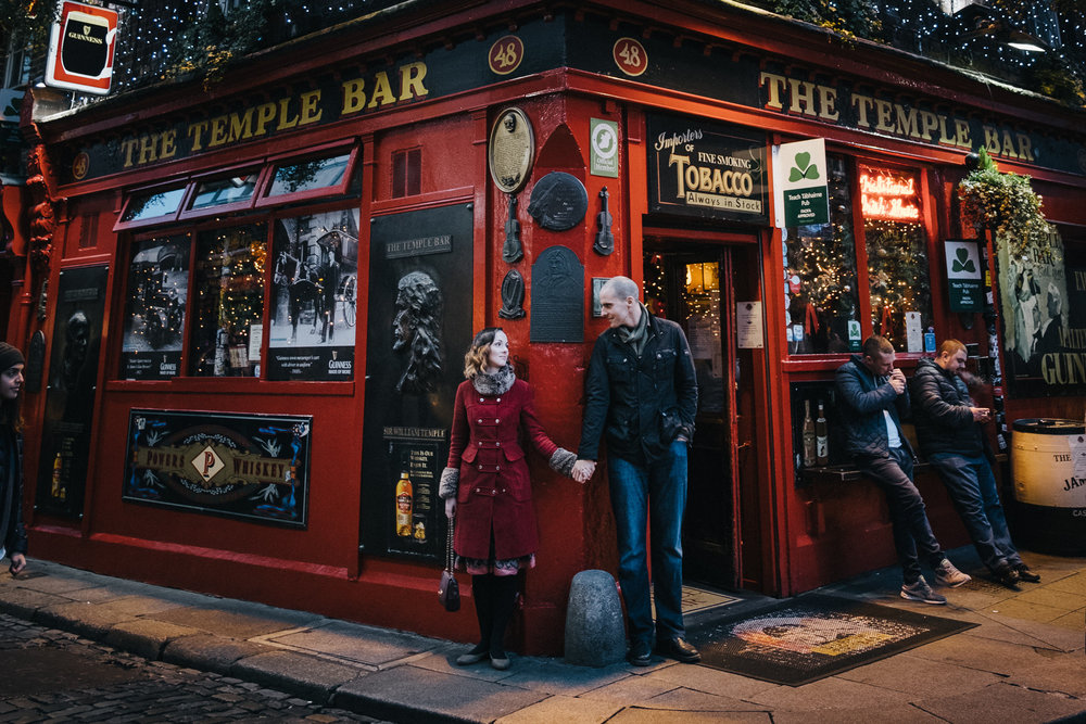 Dublin City Engagement Photography Shoot   St Stephens Green   T