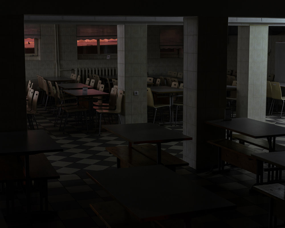 Underground Canteen