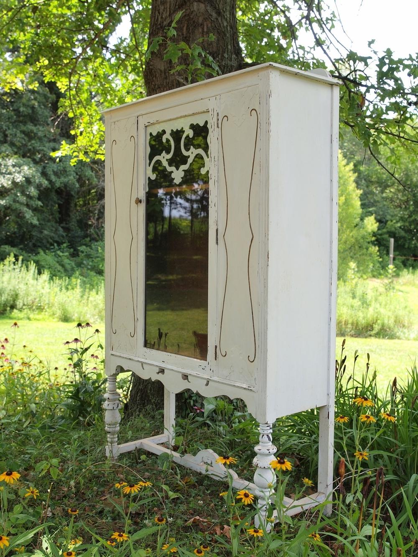 Grandma Sally's Cabinet