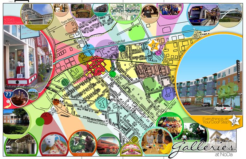 Realtor's Map.