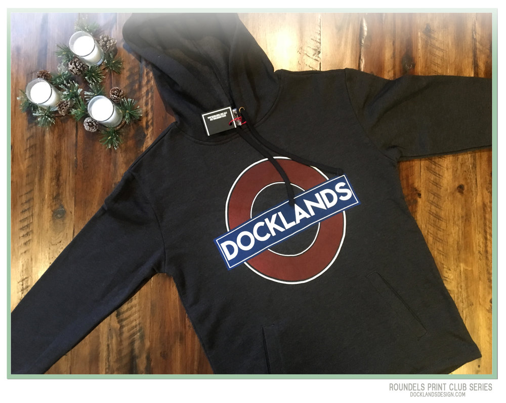 Docklands First Ever Hoodie!