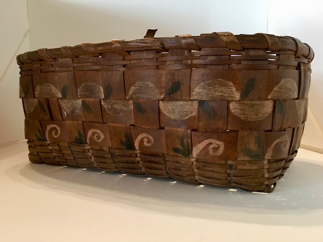 The Eastern Woodland Basket Exhibit was newly updated at the end of 2017.  It now highlights ash splint baskets from southern New England and the unique tradition of basket stamping.  Visit this newly revamped exhibit now!