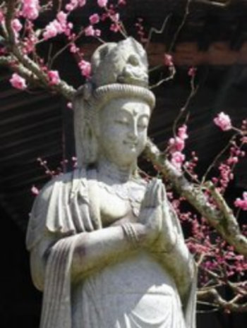 Kwan Yin, Goddess of Compassion