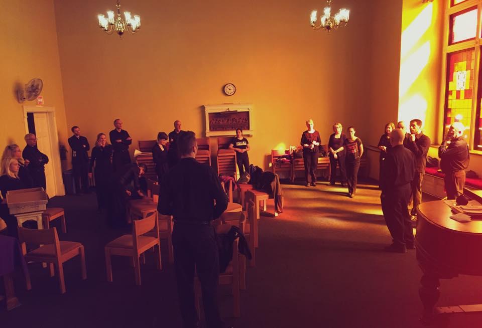 choir warm-up