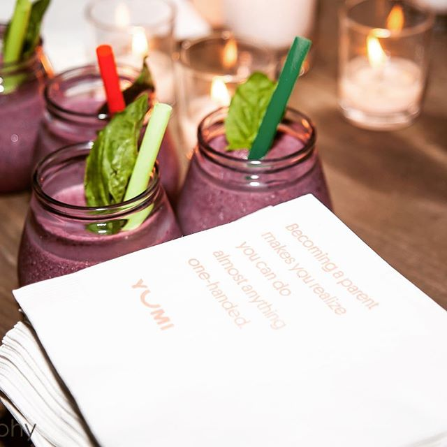 Smoothies and cocktails. #launchparty #bossladies #helloyumi #eventphotography #luxela #party #cocktails #smoothies #yummy @yumi