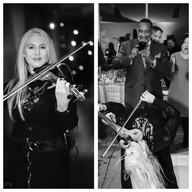 Capturing the moments that make your event memorable. #party #musician #fiddle #luxe #eventphotography #blackandwhitephotography #gettheshot #photographer #losangeles #holidayparty #holiday #fun