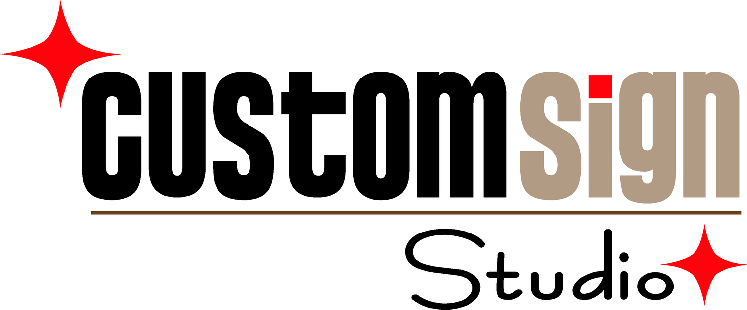 Custom Sign Studio