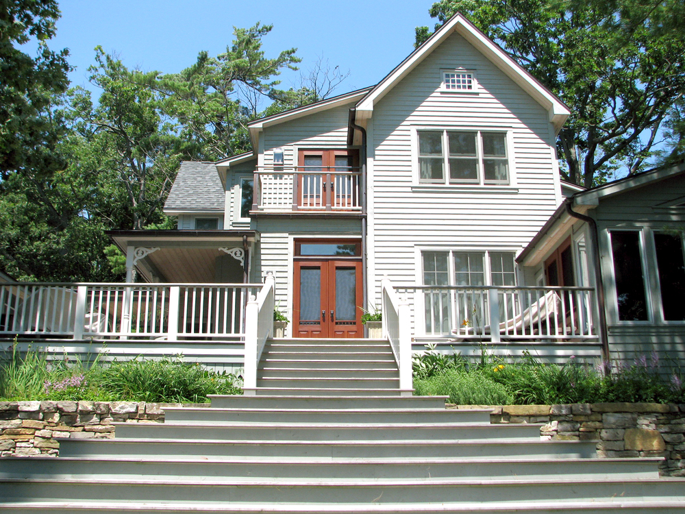 HISTORIC THOUSAND ISLANDS COTTAGE