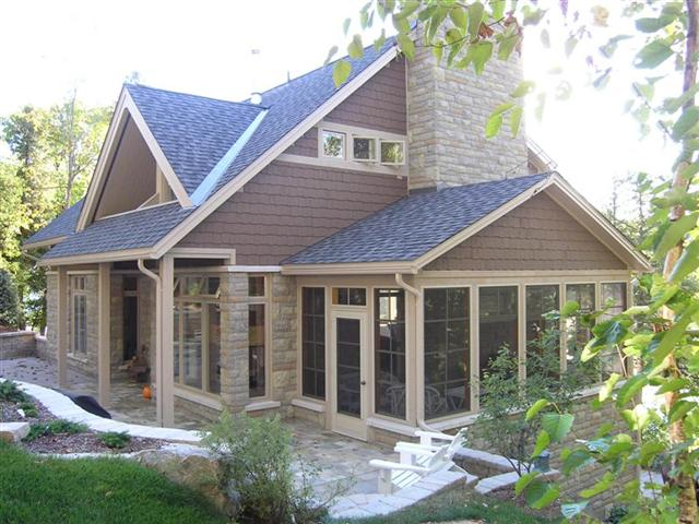 Rideau Cottage | Landscape Design | Riverview Design Solutions | Prescott, Ontario, Canada