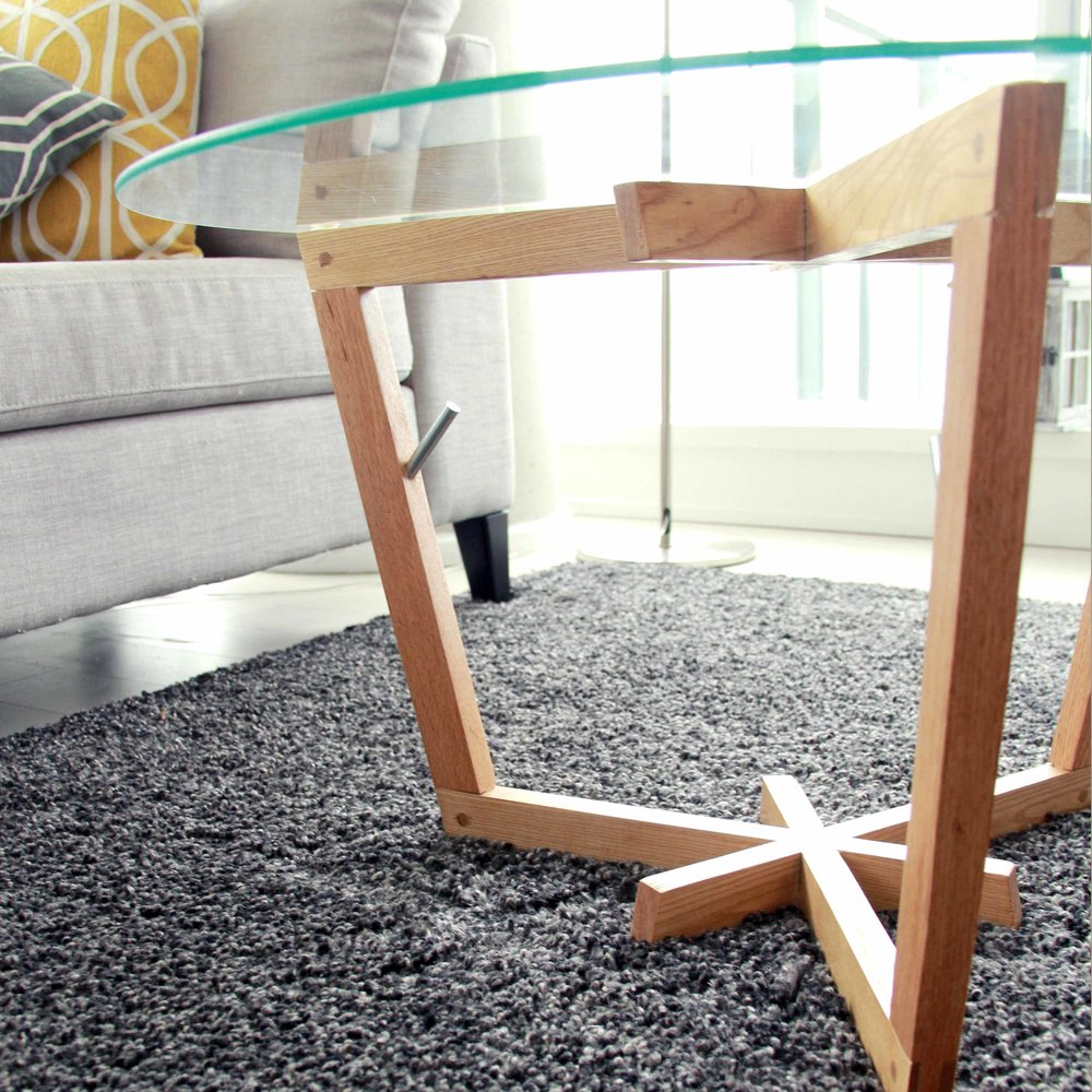 Riverview Design Solutions - Scandinavian Style Coffee Table - Brockville Ontario.jpg