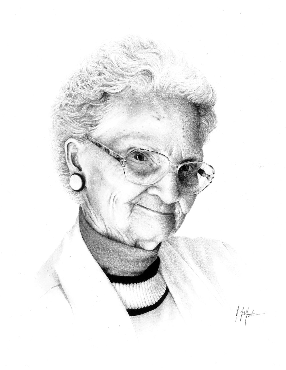 ADA BALDWIN COMMEMORATIVE DRAWING