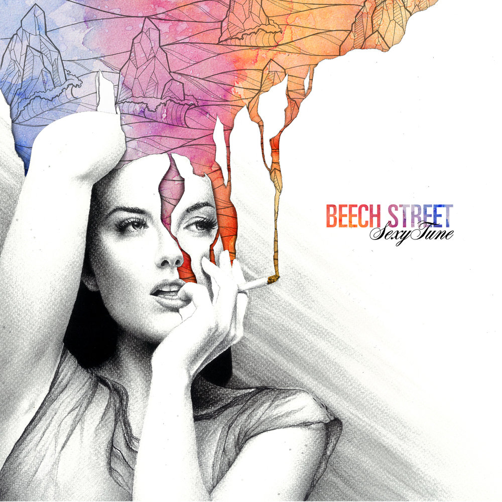 BEECH STREET   ALBUM ART