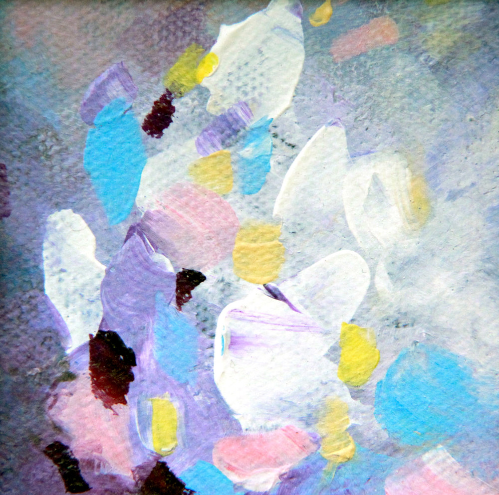 SPRING - MINI ABSTRACT