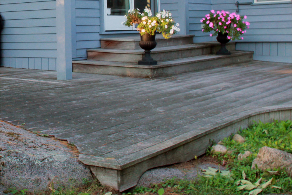 Riverview Landscape - Weathered Ipe Deck Design - Thousand Islands Cottage.jpg
